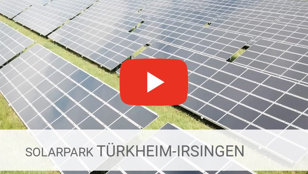 Module24 Solar field References Video Tuerkheim Irsingen Bavaria EN